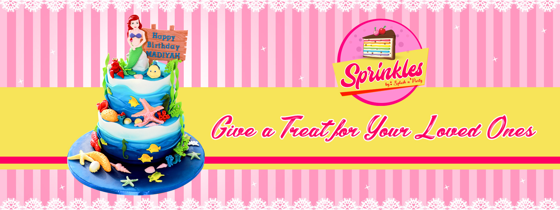 Sprinkles Cake Shops In Dubai Fabulous Cakes Cake Delivery