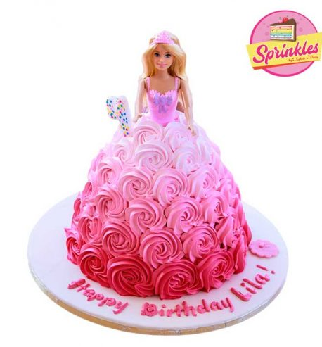 PRINCESS CAKES 001